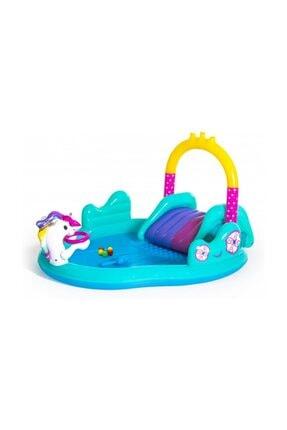BESTWAY Unicorn Kaydıraklı Havuz