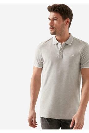 Mavi Erkek Gri Polo Yaka  T-Shirt