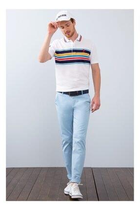 U.S POLO Erkek Mavi Pantolon