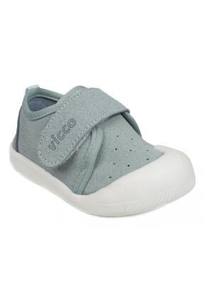 Vicco Unisex Mavi Bebek  İlk Adım  Ayakkabı