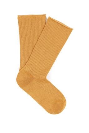 Mavi Hardal Soket Çorap