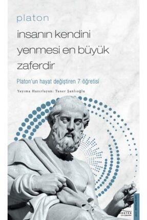 Destek Yayınları Platon Insanın Kendini Yenmesi En Büyük Zaferdir Platonun Hayat Değiştiren 7 Öğretis