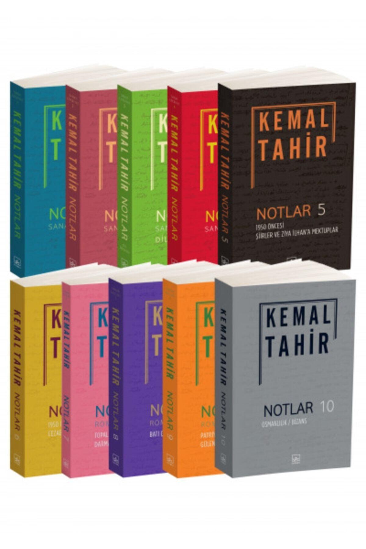 İthaki Yayınları Kemal Tahir Notlar 10 Kitap Takım 1