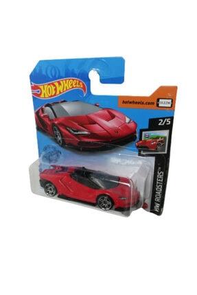 HOT WHEELS Lamborghını Centenarıo Roadster Mini Araba % 100 Orjınal ( Mühürlü Seri)