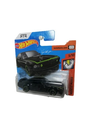 HOT WHEELS Gtr Vehicles Imzalı Seri Ford Mustang Boss 302 % 100 Orjınal(1 Stoklu Ürün)