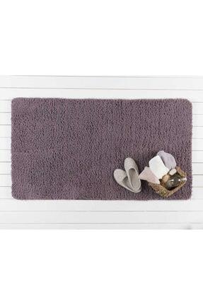 Madame Coco Sheep Banyo Paspası - Koyu Mürdüm - 80x140 Cm
