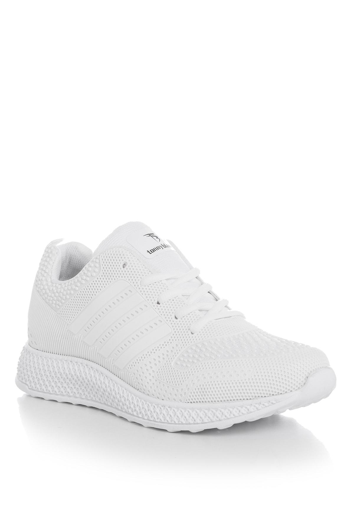 Tonny Black Beyaz Unisex Sneaker TB3006-0