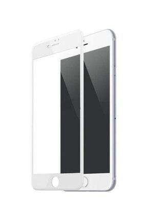 Bufalo Iphone 6 / 6s Ekran Koruyucu Seramik Nano 9d Tam Kaplama Beyaz