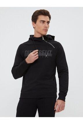 Loft Erkek Siyah Sweatshirt 2023006