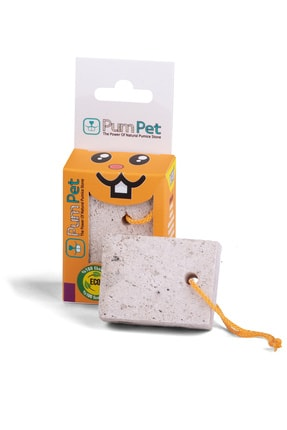 Pumice World Pum Pet Ponza Kemirme Taşı, Ginepig, Hamster, Tavşan, Kemirgen Taşı, Kemirme Taşı
