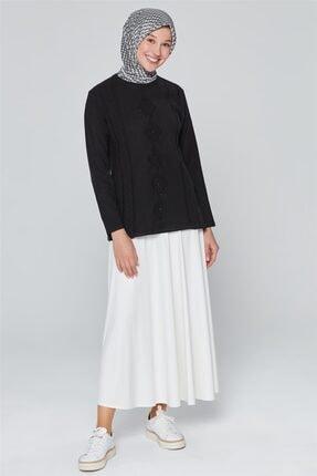 Armine Kadın Siyah Triko 20k9006