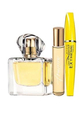 AVON Today Ve Tomorrow Kadın Parfüm Maskara Paketi 8681298707097