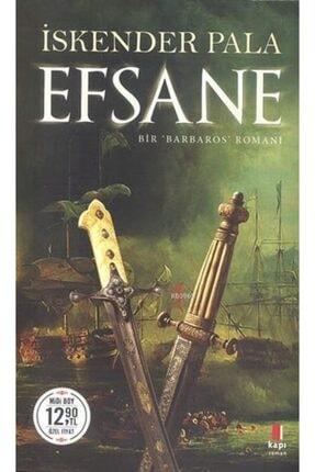 Kapı Yayınları Efsane Bir Barbaros Romanı