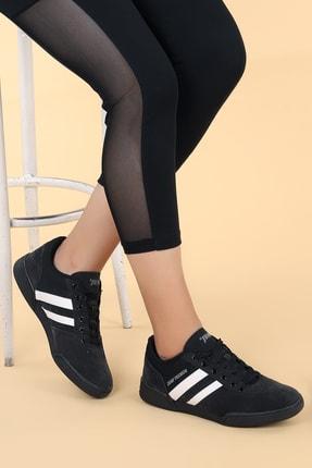 Jump 25764 Günlük Bağcıklı Kadın Spor Ayakkabı