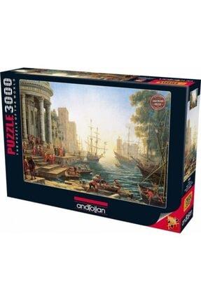 Anatolıan Liman 3000 Parça Puzzle - Yapboz