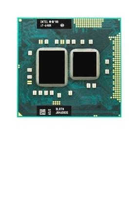 Intel Orijinal Cpu Core I7 640m Çift Çekirdekli 2.8ghz Pga 988 Dizüstü Bilgisayar Cpu Işlemci