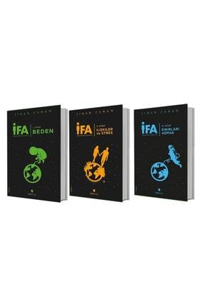 Tuti Kitap Ifa: Insanın Fabrika Ayarları-sınırları Aşmak + Ilişkiler Ve Stres + Beden 3 Kitap Set - Sinan Can