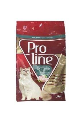 Pro Line Proline Kısırlaştırılmış Yetişkin Kedi Kuru Maması 1,5 kg