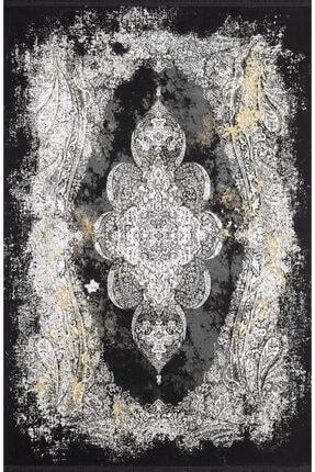 Pierre Cardin Halı Siyah Gaudi Serisi Halı Ga06e