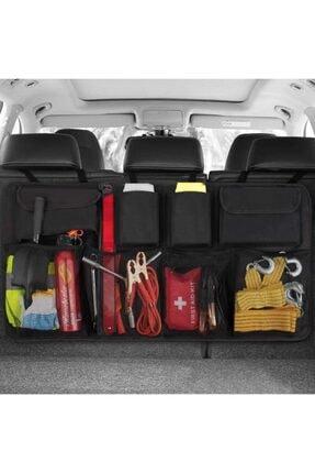 Ankaflex Araç Oto Bagaj Ekipmanı Araç Içi Eşya Alet Çantası Araç Eşya Toparlayıcı