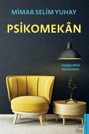 Destek Yayınları Psikomekan - Selim Yuhay 9786254410086