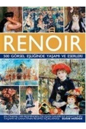 İş Bankası Kültür Yayınları Renoir 500 Görsel Eşliğinde Yaşamı Ve Eserleri