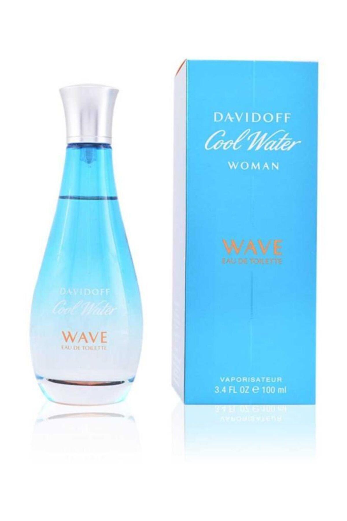 Davidoff Cool Water Wave Edt 100 ml Kadın Parfüm 3614224498092 1