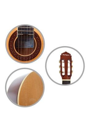 Rodriguez Gitar Klasik Gül Mat (rc644mnm)