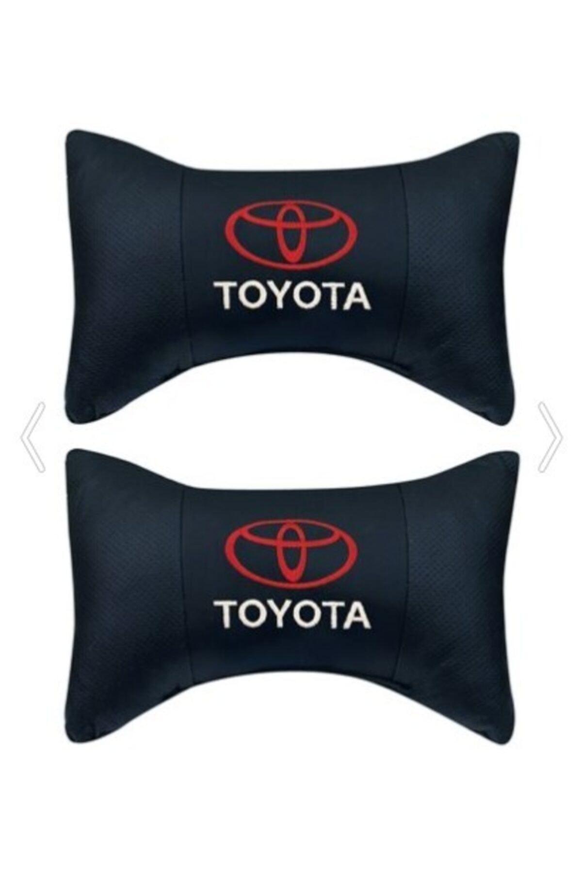 MOPS Toyota Corolla 1998-2002 Lüks Deri Boyun Yastığı 1