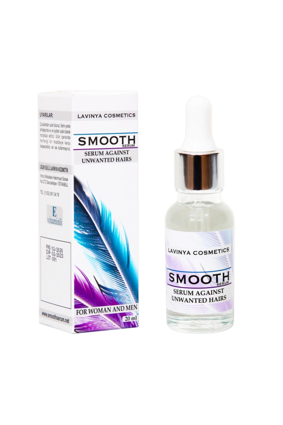 Smooth Serum Tüy/kıl Giderici Serum 20 Ml. 1