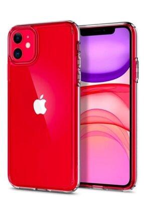 Melefoni Apple iPhone 11 Şeffaf Kristal Koruma Kılıf