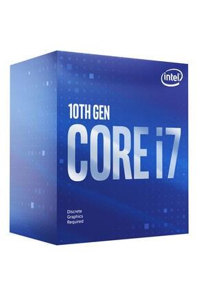 Intel Comet Lake I7 10700f 1200pin Fanlı (box)