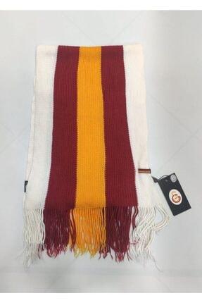 Galatasaray Lisanslı Örme Atkı