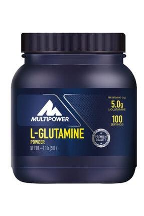 Multipower + 3 Hediye - L-glutamine 500 Gr