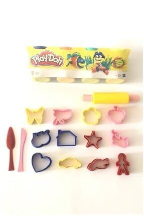 Play Doh Oyun Hamuru 4 Lü Set 15 Parça