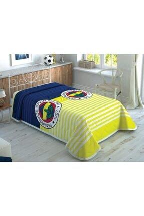 Zorluteks Unisex Fenerbahçe Lisanslı  Yatak Örtüsü