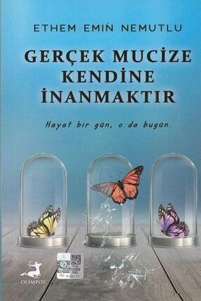 Olimpos Yayınları Gerçek Mucize Kendine Inanmaktır - Özel Boy