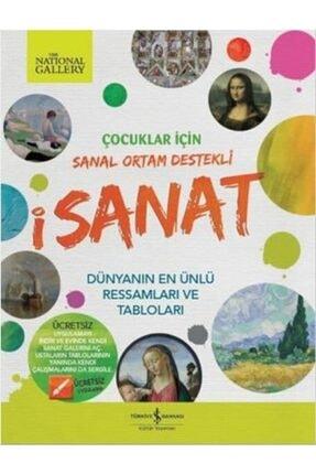 İş Bankası Kültür Yayınları Çocuklar Için Sanal Destekli I Sanat