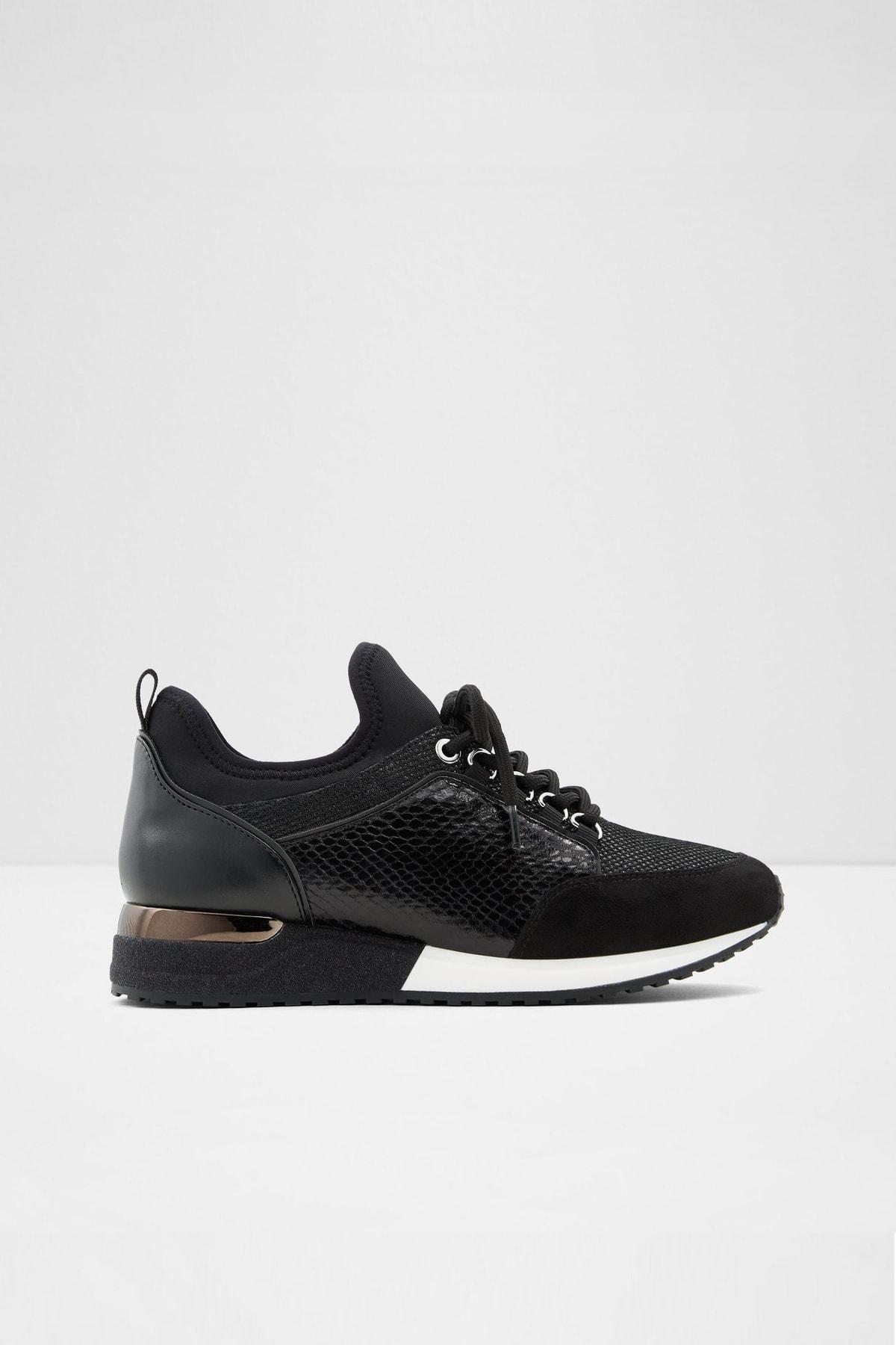 Aldo Courtwood - Siyah Kadın Sneaker 1