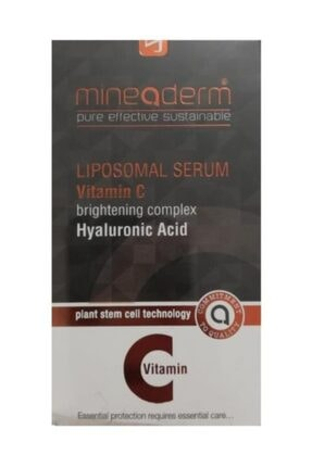 mineaderm Liposomal Serum Vitamin C 30 Ml