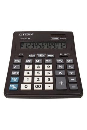 Citizen Cıtızen Cdb-1201bk Büyük Hesap Makinası