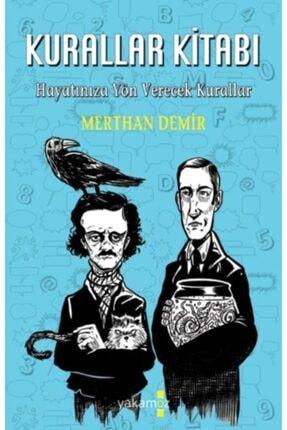 Yakamoz Yayınları Kurallar Kitabı