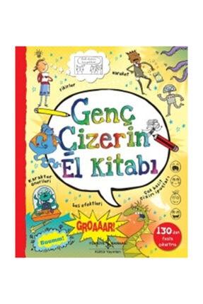 İş Bankası Kültür Yayınları Genç Çizerin El Kitabı Ciltli