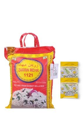 Zarrin Mehr Zarrin Basmati Hint Pirinci- 2,7 Kg
