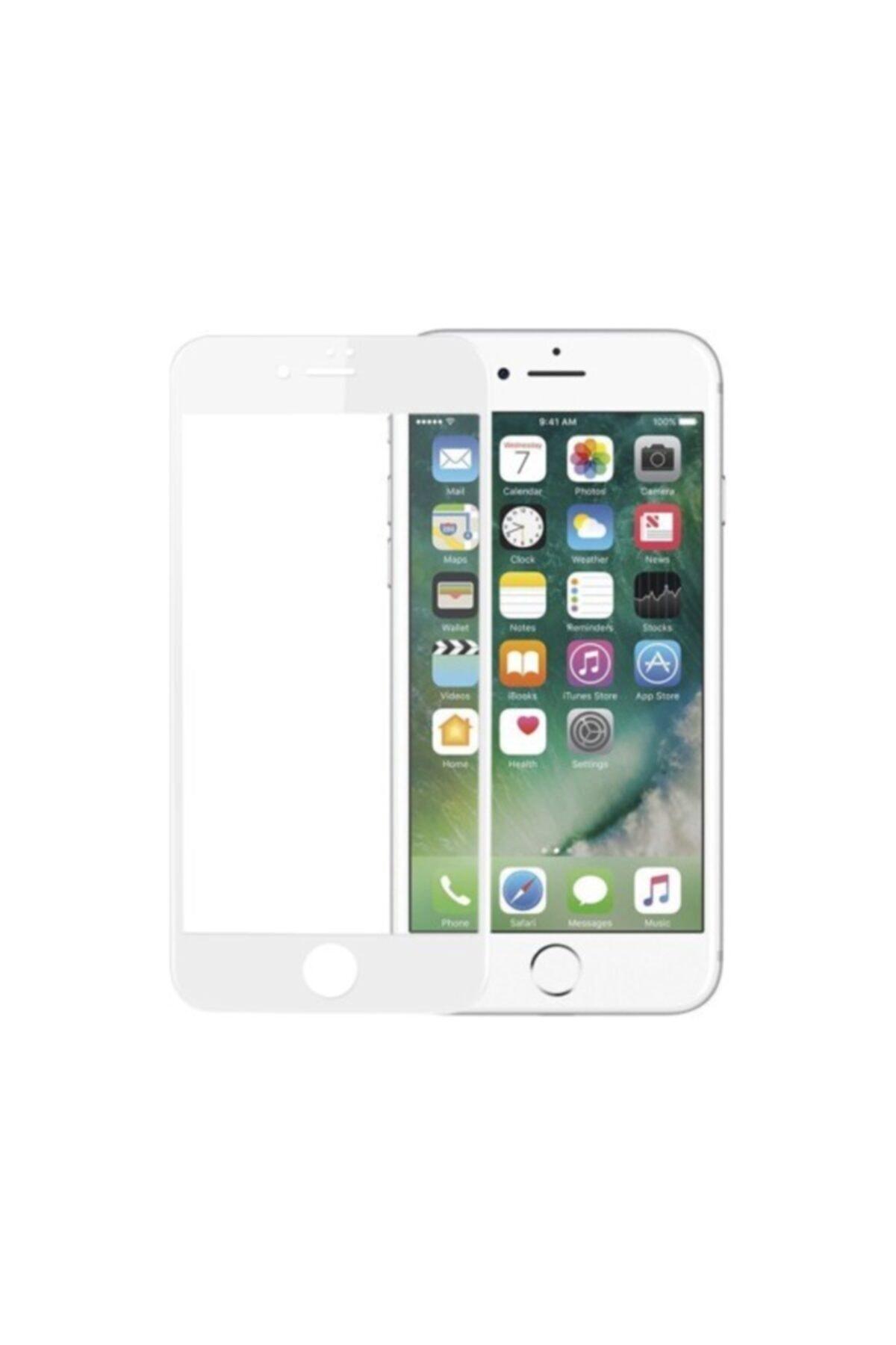 Sunix Iphone 6 Ve 6s Tam Kaplayan Kırılmaz Cam 5d 9d Ultra Cam 1