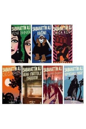 İş Bankası Kültür Yayınları Iş Bankası Sabahattin Ali Seti 7 Kitap