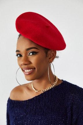 XENA Kadın Kırmızı Şapka 1KZK9-10974-04