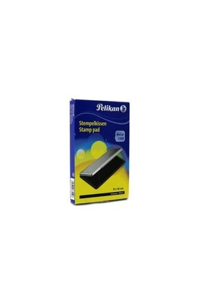 Pelikan 331108 Metal Stampa No:1 Siyah 9 X 16 Cm Pl331108spsı