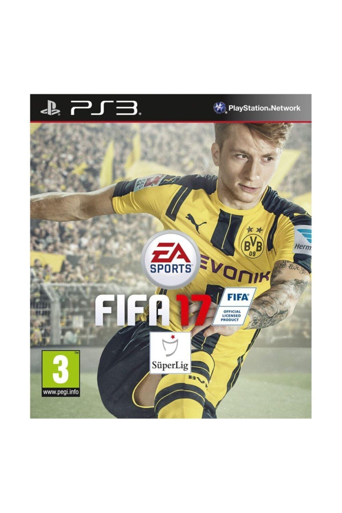 EA Games Ps3 Fifa 17 Oyun 1