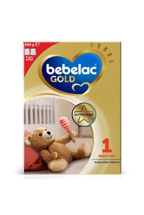Bebelac Gold 1 900gr Bebek Sütü